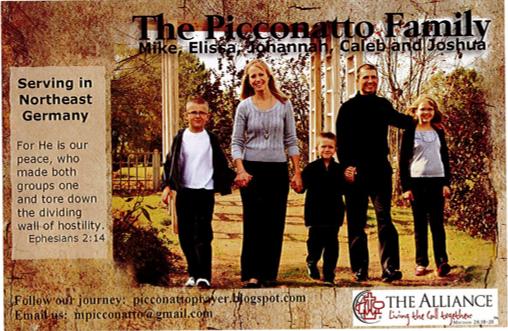Picconatto Family